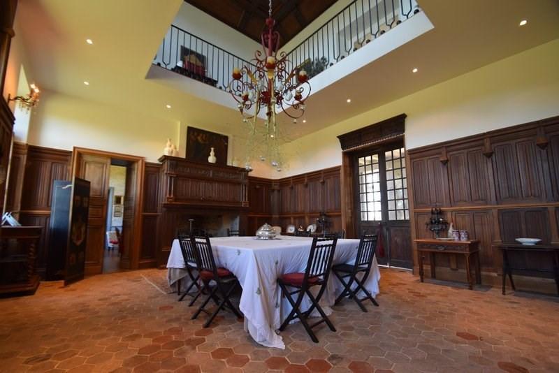Revenda residencial de prestígio castelo Granville 745500€ - Fotografia 4