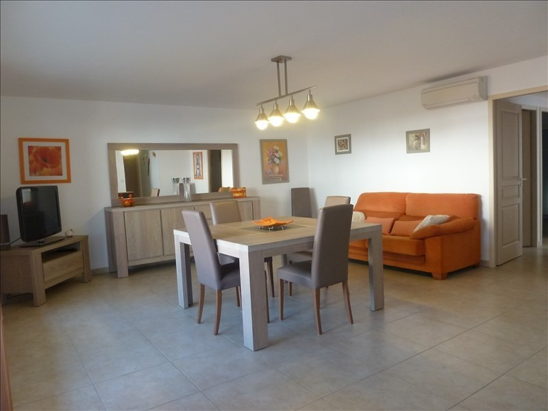 Sale apartment Canet plage 285 000€ - Picture 1