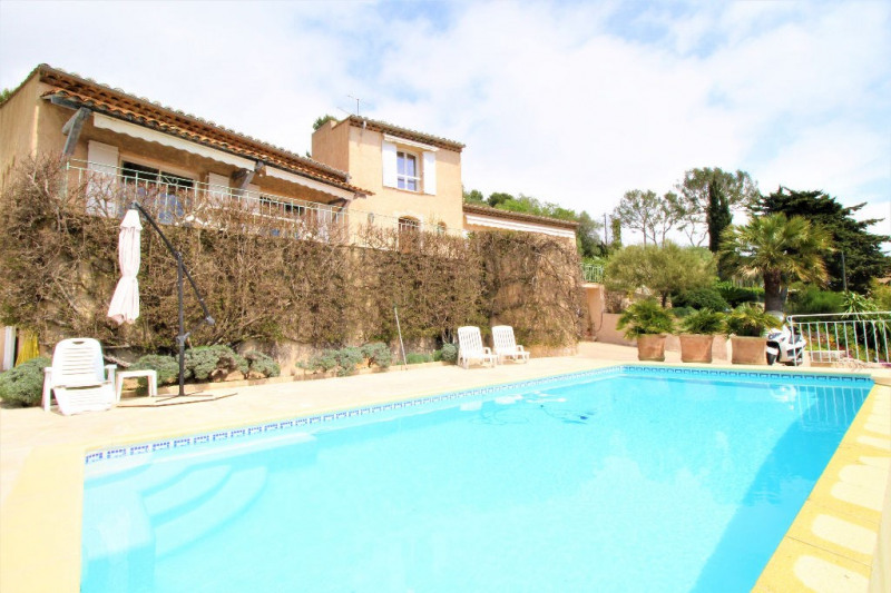 Deluxe sale house / villa Vallauris 985 000€ - Picture 2