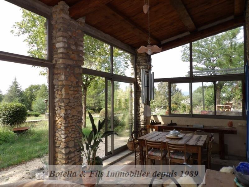 Verkoop van prestige  huis Barjac 527000€ - Foto 10