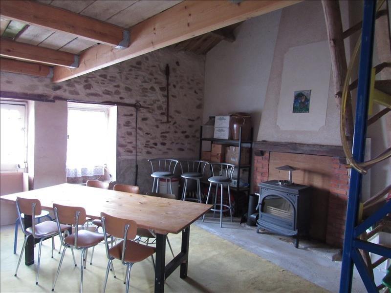 Vente maison / villa Beaulieu sous la roche 243000€ -  9