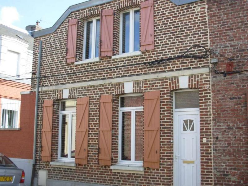 Location maison / villa Saint quentin 605€ CC - Photo 1