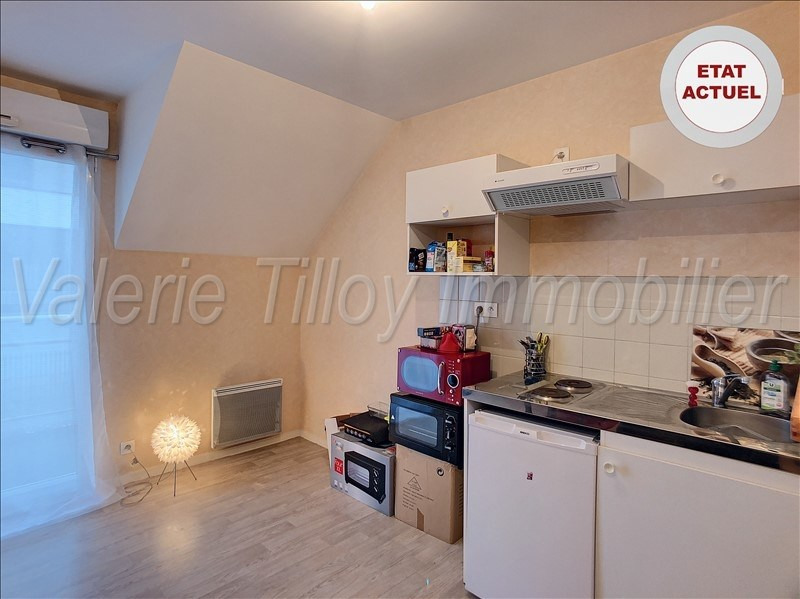 Investment property apartment Noyal chatillon sur seiche 105 000€ - Picture 4