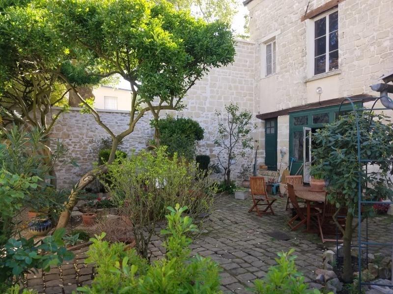 Revenda residencial de prestígio casa Maisons-laffitte 1575000€ - Fotografia 3