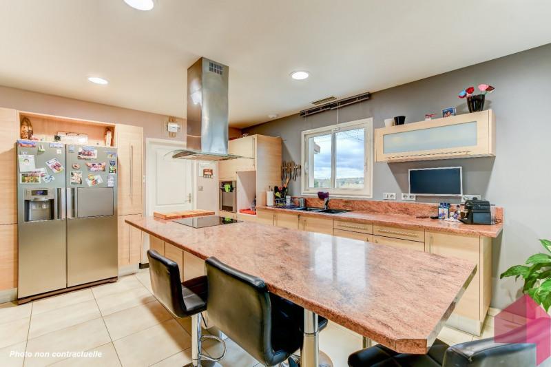 Sale house / villa Montrabe 425000€ - Picture 2