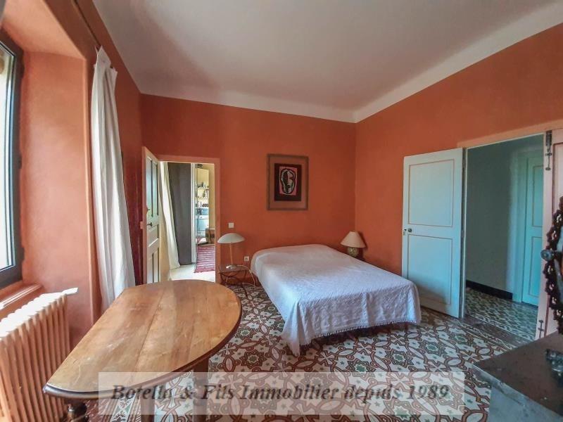 Venta de prestigio  casa Uzes 550000€ - Fotografía 9