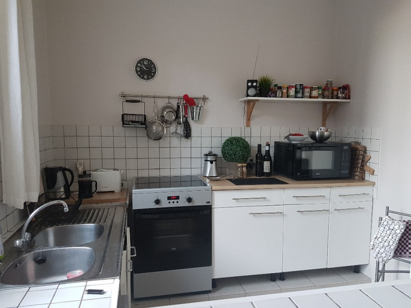 Rental apartment Saint quentin 615€ CC - Picture 1