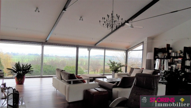Deluxe sale house / villa Escalquens 2 pas 735 000€ - Picture 1