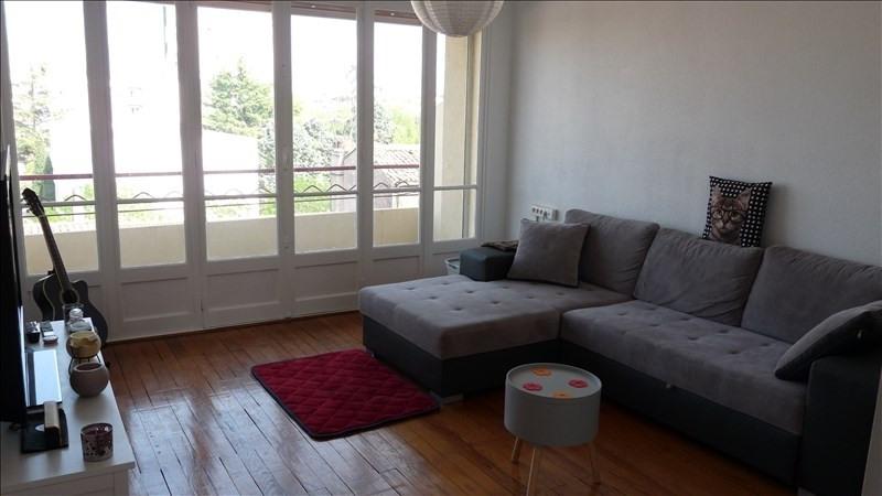 Vendita appartamento Valence 124000€ - Fotografia 1