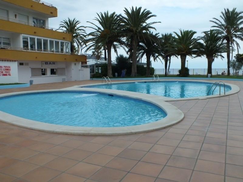 Alquiler vacaciones  apartamento Roses  santa-margarita 304€ - Fotografía 2