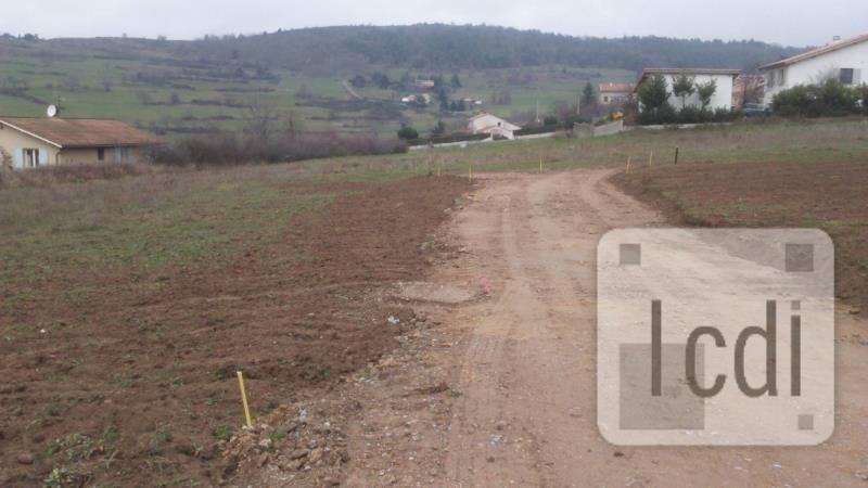 Vente terrain Annonay 85000€ - Photo 3