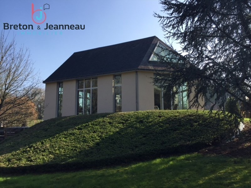 Vente maison / villa St berthevin 364 000€ - Photo 3