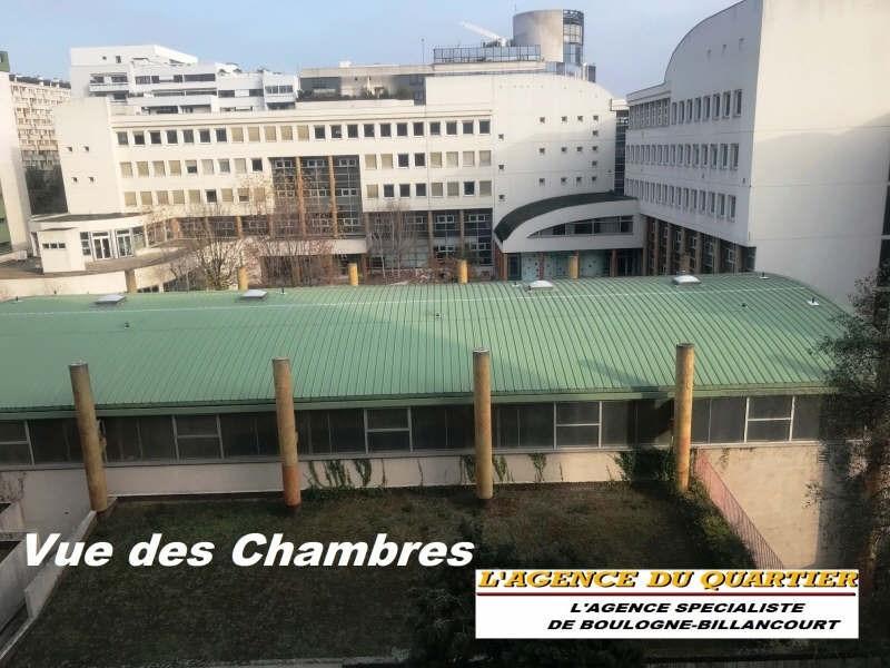 Sale apartment Boulogne billancourt 498000€ - Picture 5