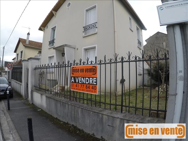 Vente appartement Champigny sur marne 255 000€ - Photo 1