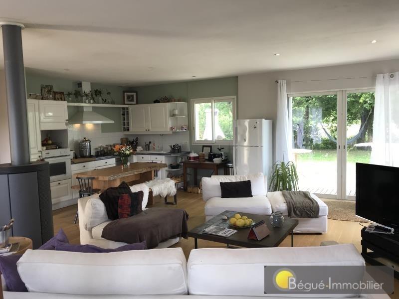 Sale house / villa Leguevin 320800€ - Picture 2