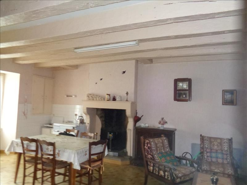 Vente maison / villa Exoudun 75 600€ - Photo 4
