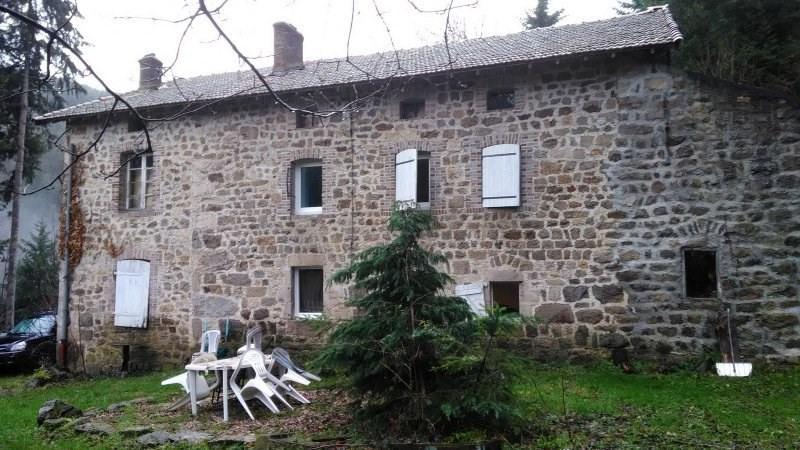 Sale house / villa St pierre sur doux 120000€ - Picture 1
