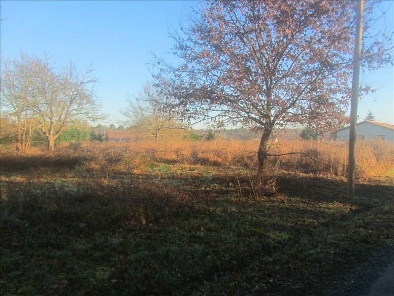 Vente terrain Villefranche de lonchat 18000€ - Photo 1
