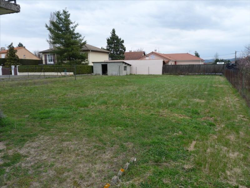 Revenda terreno Boisset-les-montrond 75000€ - Fotografia 1