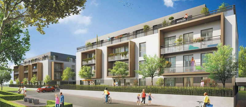 Location appartement Pierrelaye 725€ CC - Photo 1