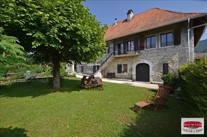 Sale house / villa Taninges 547000€ - Picture 2