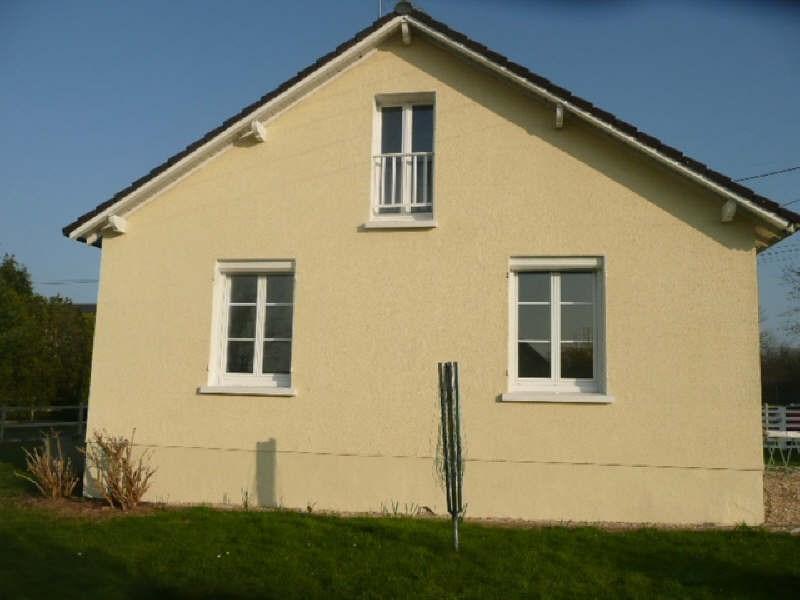 Location maison / villa Aubigny sur nere 614€ CC - Photo 1