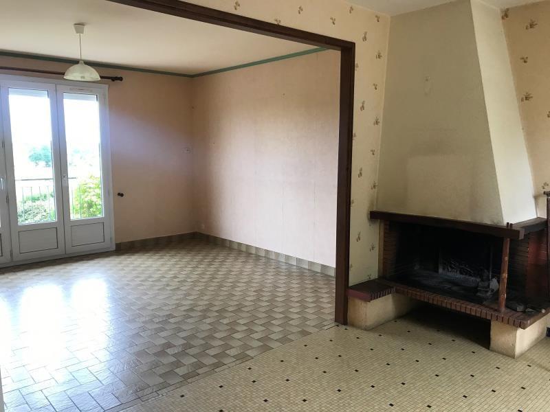 Sale house / villa Le fief sauvin 127600€ - Picture 3