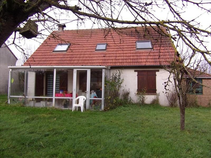 Venta  casa Gallardon 212000€ - Fotografía 1
