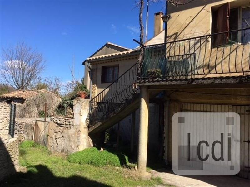 Produit d'investissement maison / villa Saint-victor-la-coste 195000€ - Photo 2