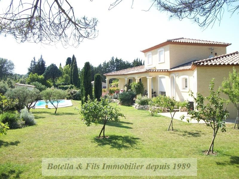Vente de prestige maison / villa Tavel 515 000€ - Photo 1