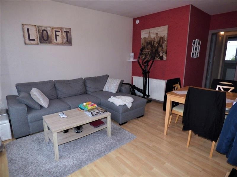 Sale apartment Moulins 57 000€ - Picture 2