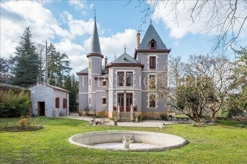 Deluxe sale chateau Saint romain au mont dor 1620000€ - Picture 1