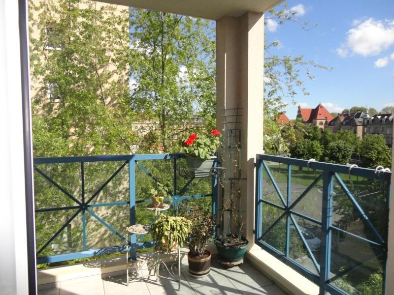 Deluxe sale apartment Metz 288 500€ - Picture 1