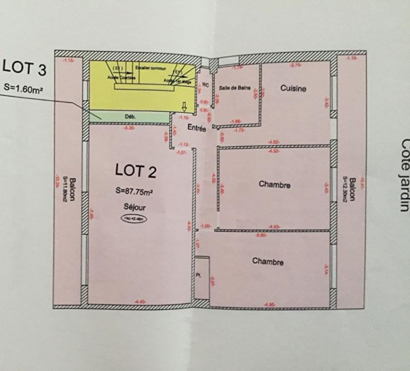 Vente immeuble Antony 1240000€ - Photo 4
