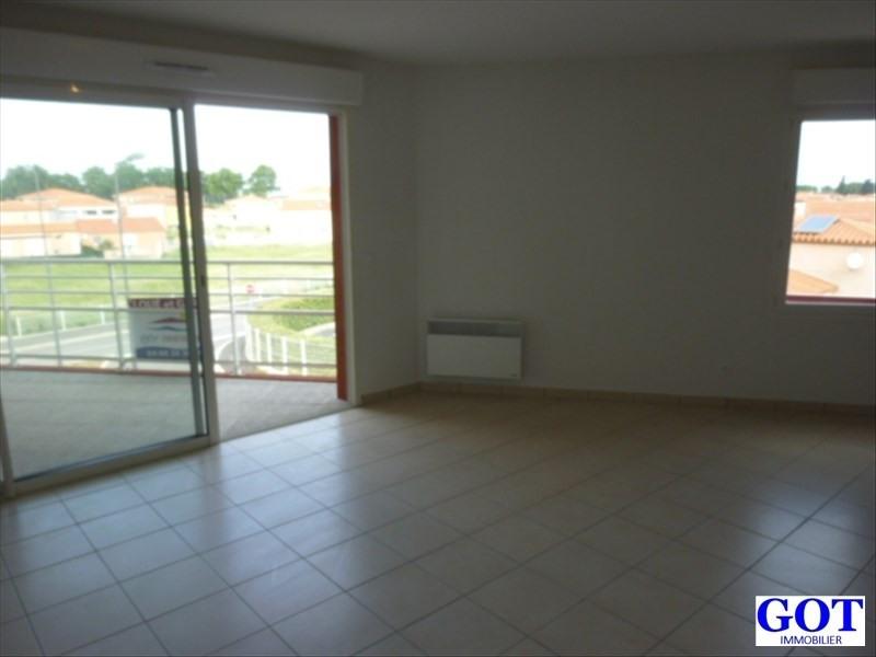 Venta  apartamento St laurent de la salanque 119000€ - Fotografía 1