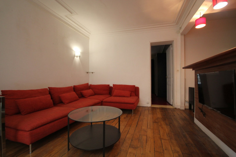 Rental apartment Paris 18ème 1 395€ CC - Picture 6
