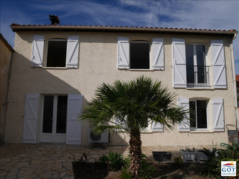 Vente maison / villa St laurent de la salanque 268 000€ - Photo 1