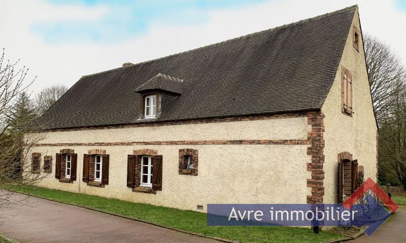 Vente maison / villa Verneuil d'avre et d'iton 237000€ - Photo 10