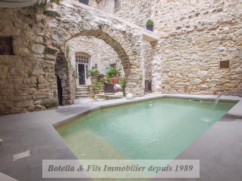 Venta de prestigio  castillo Uzes 565000€ - Fotografía 2