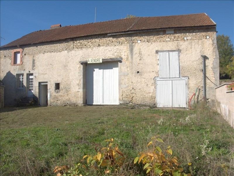 Vendita casa Vaux sous aubigny 34000€ - Fotografia 1