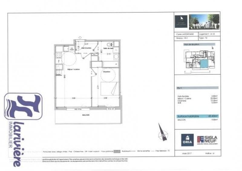 Sale apartment Wimereux 217000€ - Picture 2