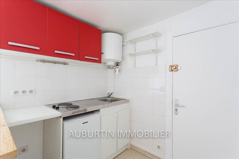 Verkoop  appartement Paris 18ème 119000€ - Foto 2