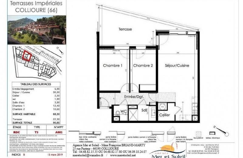 Vente appartement Collioure 348400€ - Photo 6