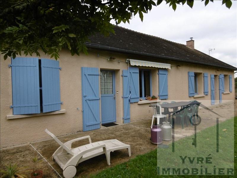 Sale house / villa Yvre l eveque 220500€ - Picture 4