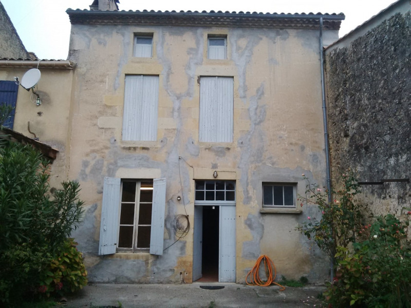Sale house / villa Gironde sur dropt 88 000€ - Picture 2
