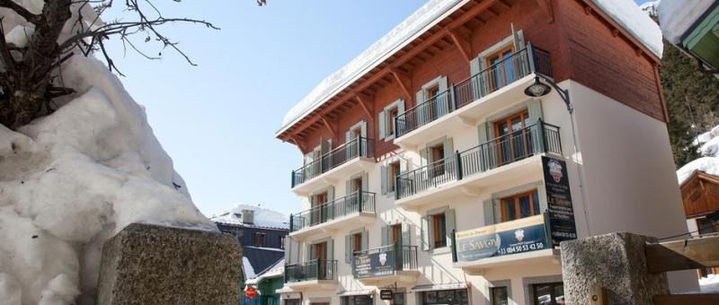 Vente de prestige appartement Argentiere 700 000€ - Photo 6