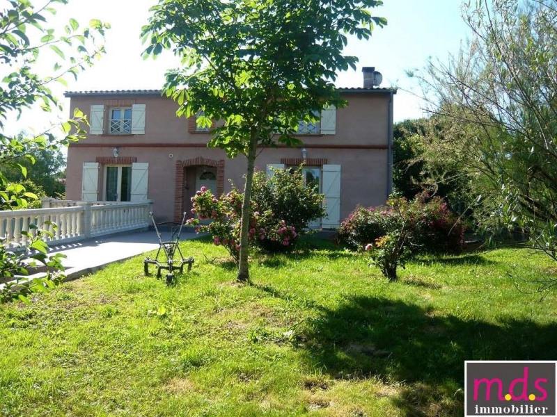 Sale house / villa Castelginest secteur 390000€ - Picture 1