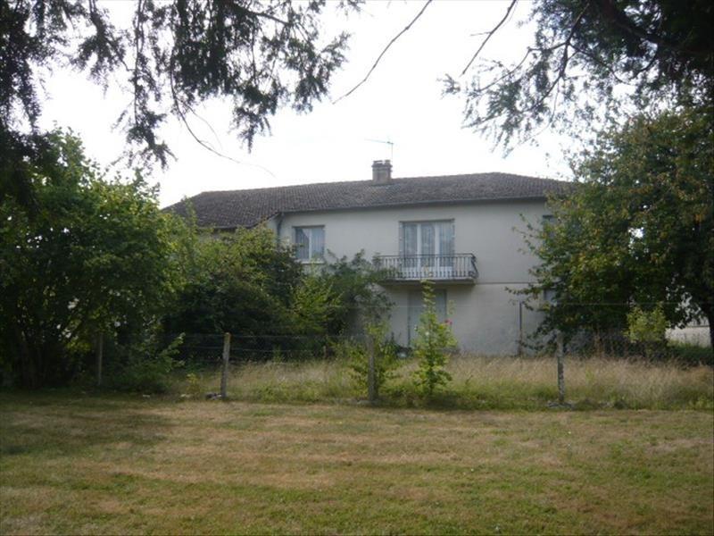 Vente maison / villa Pamproux 106000€ - Photo 2