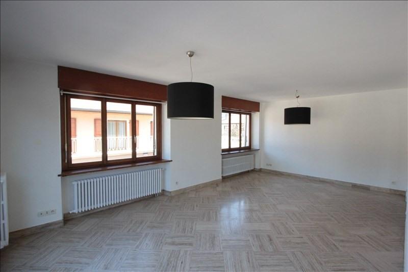 Rental apartment La roche sur foron 1270€ CC - Picture 2