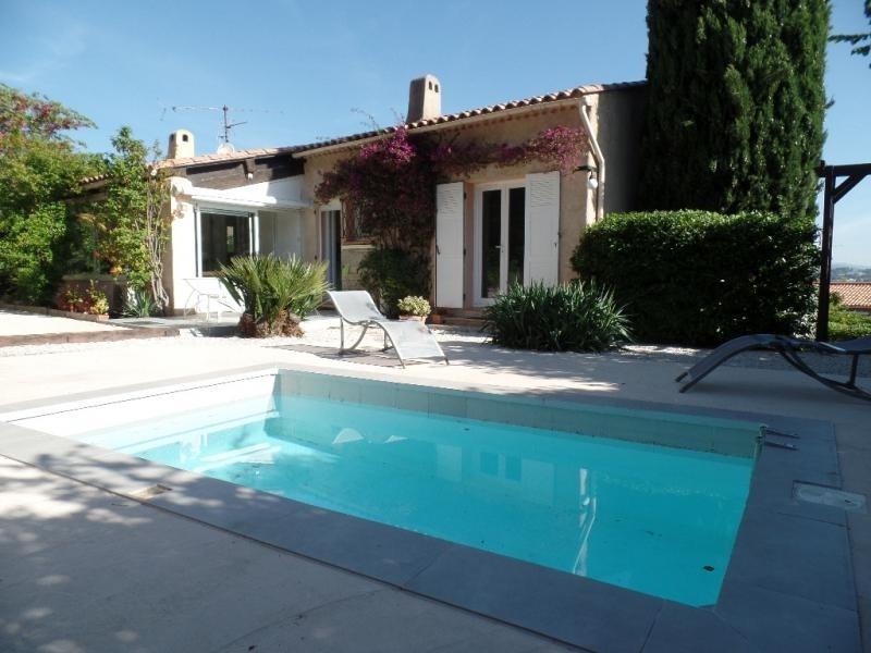 Vente maison / villa La crau 494000€ - Photo 1